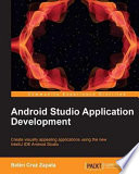 Android Studio Application Development