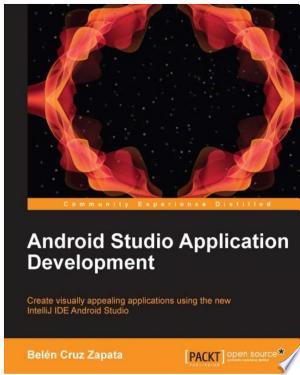 Android Studio Application Development - ISBN:9781783285280