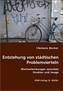 Entstehung von städtischen Problemvierteln