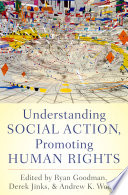 Understanding Social Action  Promoting Human Rights