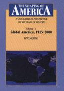 Global America  1915 2000