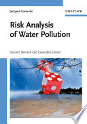 Ebook Risk Analysis of Water Pollution Epub Jacques Ganoulis Apps Read Mobile