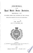 Journal of the Royal United Services Institute for Defence Studies