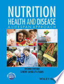 Nutrition Health And Disease book