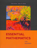 Essential Mathematics Plus Mymathlab Student Access Kit