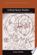 Critical Queer Studies