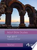 Adult Bible Studies Fall 2017 Teacher