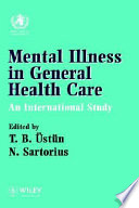 Mental Illness In General Health Care