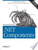 Programming  NET Components