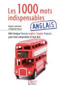 Le Petit Livre de   1000 mots indispensables en anglais