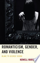 Romanticism  Gender  and Violence
