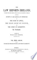 The Law Reports (Ireland)
