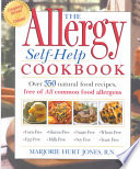 The Allergy Self Help Cookbook