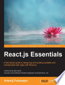 React js Essentials