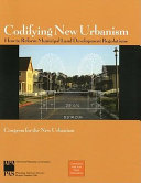 Codifying New Urbanism