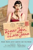 Dear John  I Love Jane