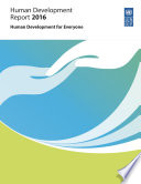 Human Development Report 2016 Book PDF