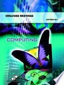 Organise Meetings book