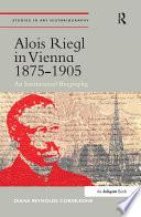 Alois Riegl In Vienna 1875 905