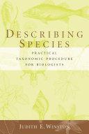 download ebook describing species pdf epub