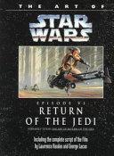 The Art of Return of the Jedi  Star Wars