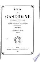 Revue de Gascogne
