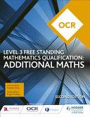 OCR Additional Mathematics (2nd Edition)