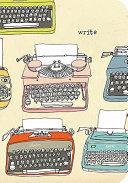 Julia Rothman Typewriter Eco Journal