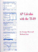 Ap Calculus With the Ti-89