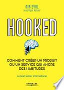 couverture Hooked : comment créer un produit ou un service qui ancre des habitudes