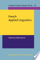French Applied Linguistics