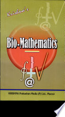 Bio Mathematics book