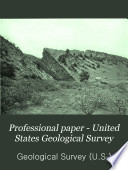 Professional paper   United States Geological Survey