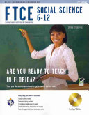 Ftce Social Science 6 12 W  CD ROM