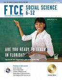 Ftce Social Science 6 12 W  CD ROM