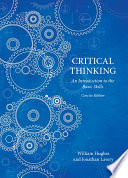 Critical Thinking   Concise Edition