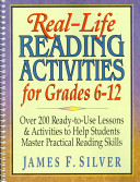 Real Life Reading Activities for Grades 6-12