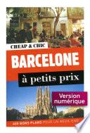 Barcelone à petits prix 1