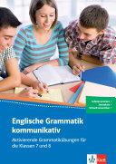 Englische Grammatik Kommunikativ  Aktivierende Grammatik  bungen F  r Die Klassen 7 und 8  Buch   Online Angebot