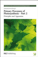Primary Processes of Photosynthesis