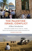 The Palestine Israel Conflict   Fourth Edition