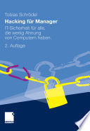 Hacking f  r Manager