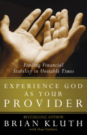 Experience God as Your Provider And Our Personal History When