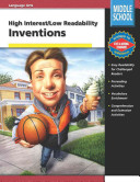 Inventions Gr 5-8