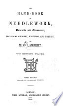 The Handbook Of Needlework