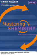 General Chemistry Masteringchemistry Without Pearson Access Code
