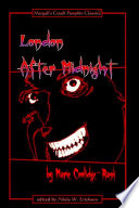 London After Midnight - Paperback Ed. Tod Browning And Legendary Lon