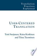 User Centered Translation