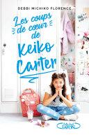Les coups de coeur de Keiko Carter