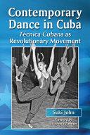 Contemporary Dance in Cuba